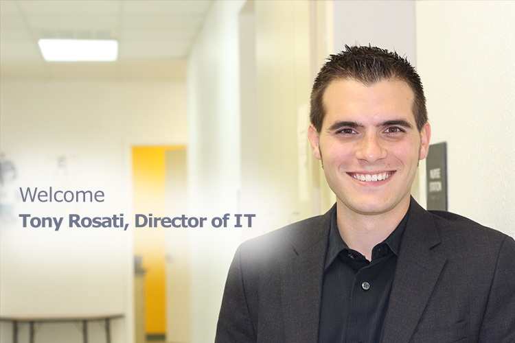 Tony J. Rosati, Director of IT